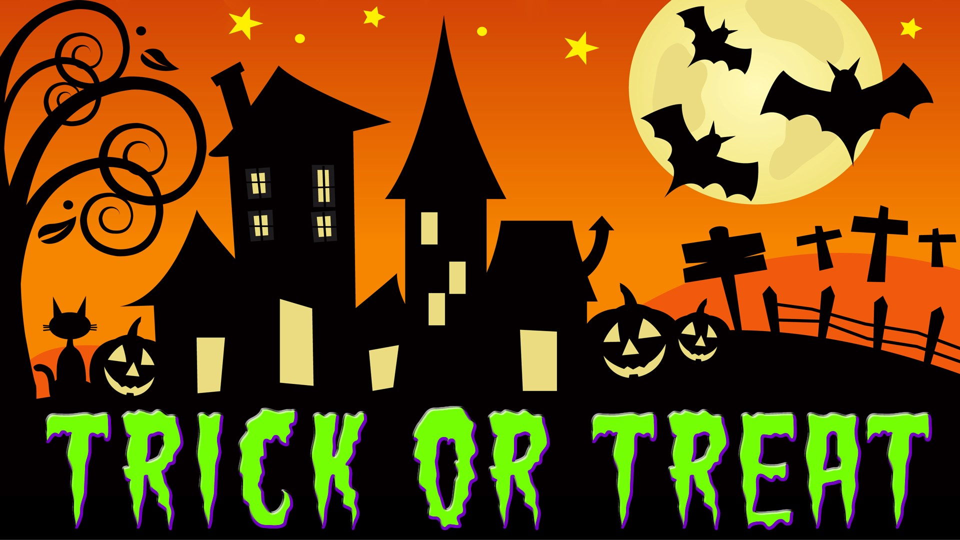 trick or treat times - Central Ohio Real Estate Blog