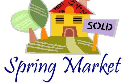 selling in a spring market
