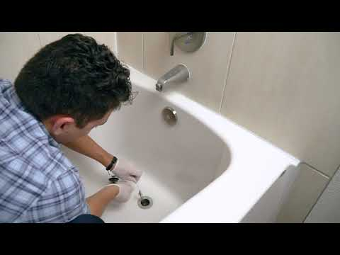5 tips to unclog a bathtub drain